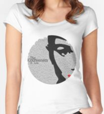 The Courteeners Women's Fitted Scoop T-Shirt