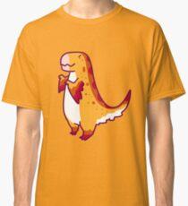Feathered Dinosaur Classic T-Shirt