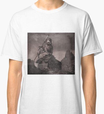 Robot Tank World War 1.5 Classic T-Shirt