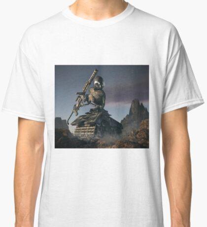 War Tank Robot Classic T-Shirt