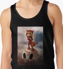 Wickedly Drawn Tank Top