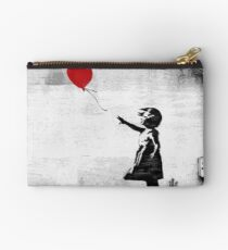 Banksy - Girl with a balloon Studio Pouch