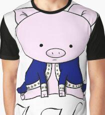 Alexander Ham-ilton Graphic T-Shirt