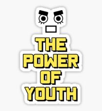 Rock Lee - The Power of Youth!! Sticker
