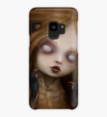 The face of all your fears Case/Skin for Samsung Galaxy