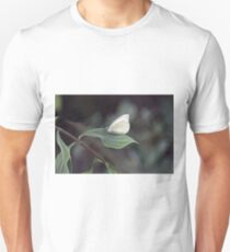 FLORIDA WHITE BUTTERFLY  T-Shirt