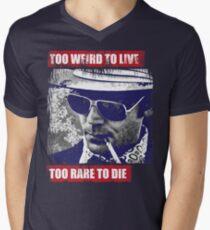 Gonzo Hunter S Thompson Men's V-Neck T-Shirt