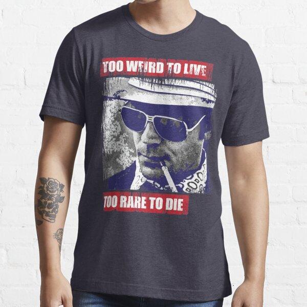 Gonzo Hunter S Thompson Essential T-Shirt