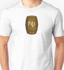 Fili in barrel Unisex T-Shirt