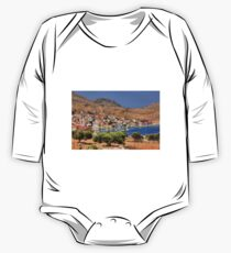 Village view One Piece - Long Sleeve