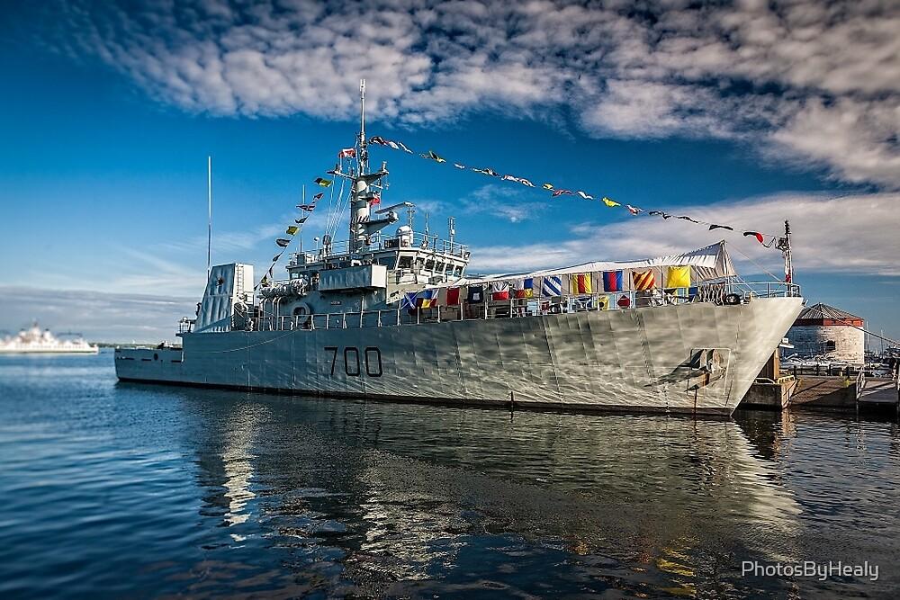 HMCS Kingston by PhotosByHealy