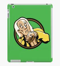 Time Travelers, Series 1 - Doc Brown (Alternate) iPad Case/Skin