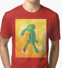 High Res Bold and Brash Repaint Tri-blend T-Shirt