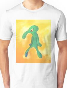 High Res Bold and Brash Repaint Unisex T-Shirt