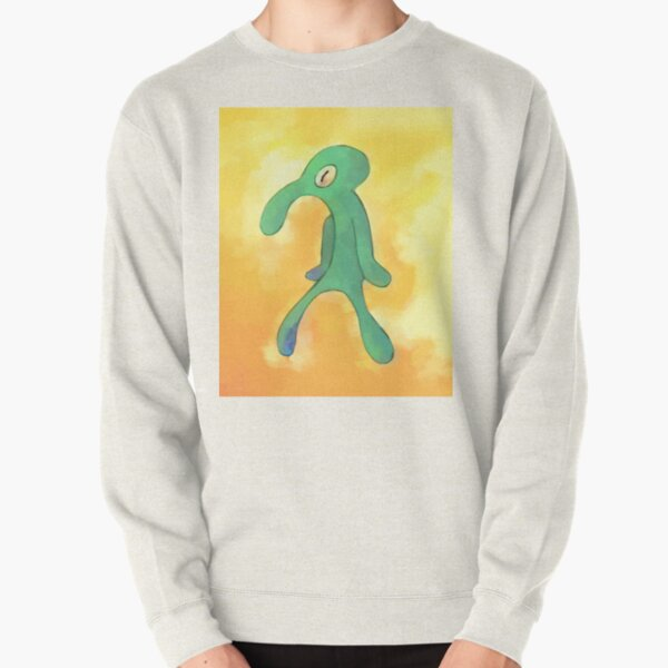 High Res Bold and Brash Repaint Pullover Sweatshirt