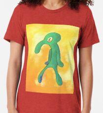 Camiseta de tejido mixto High Res Bold y Brash Repaint
