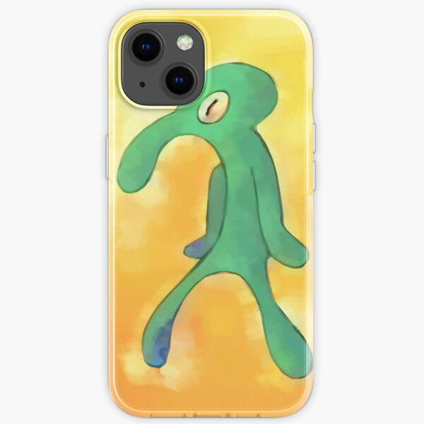 High Res Bold and Brash Repaint iPhone Soft Case