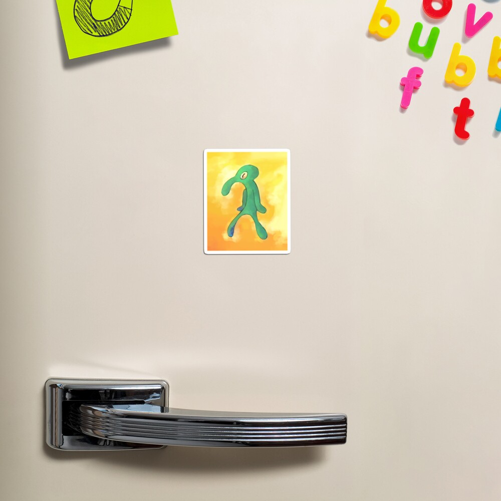 High Res Bold and Brash Repaint Magnet