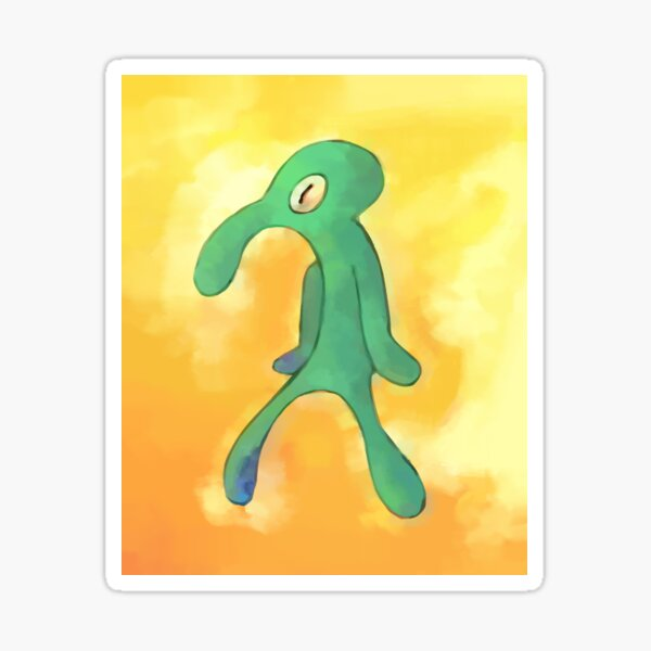 High Res Bold and Brash Repaint Sticker