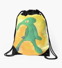 High Res Bold and Brash Repaint Drawstring Bag