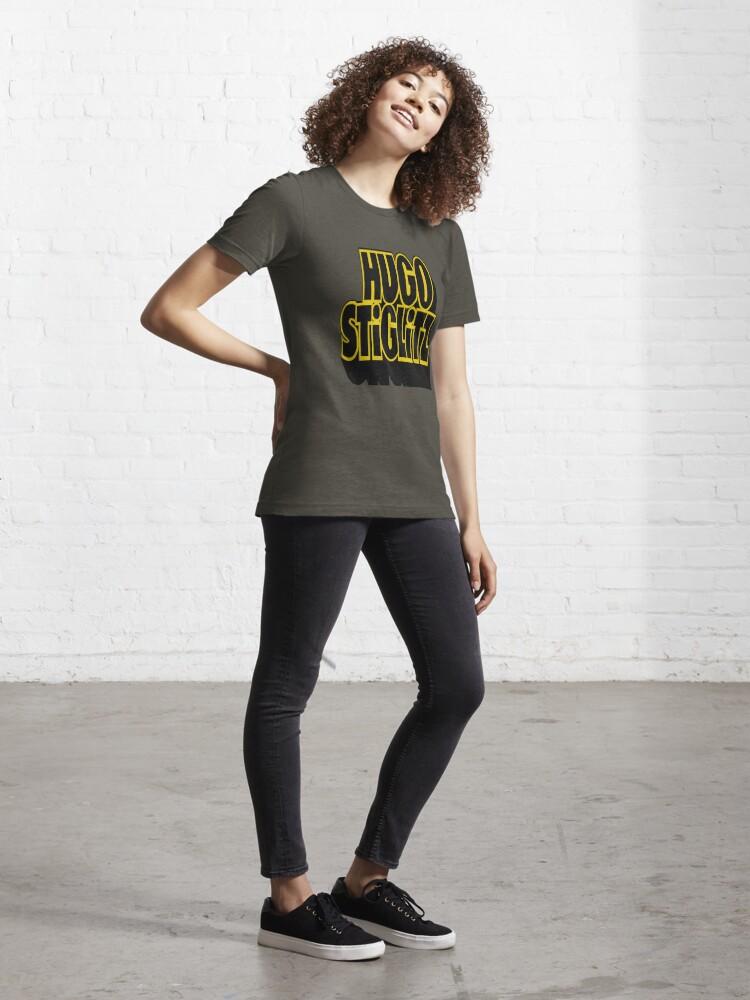 Alternate view of Hugo Stiglitz Essential T-Shirt