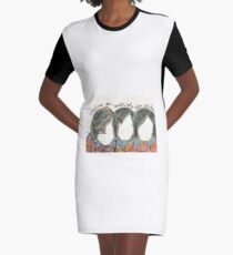 sometimes you wonder why there isn't five Graphic T-Shirt Dress