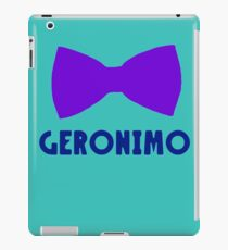 GERONIMO iPad Case/Skin