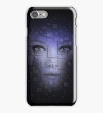Female Portrait iPhone Case/Skin