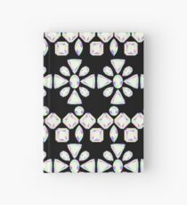 Jewels, bling pattern Hardcover Journal