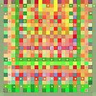 Multicolor Tapestry by Betty Mackey