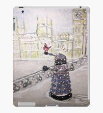 Winter Dalek iPad Case/Skin