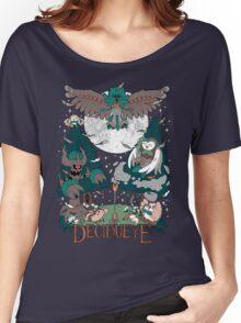 Starter's family: Decidueye Women's Relaxed Fit T-Shirt
