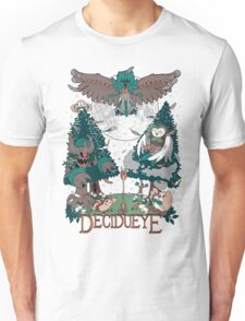 Starter's family: Decidueye Unisex T-Shirt
