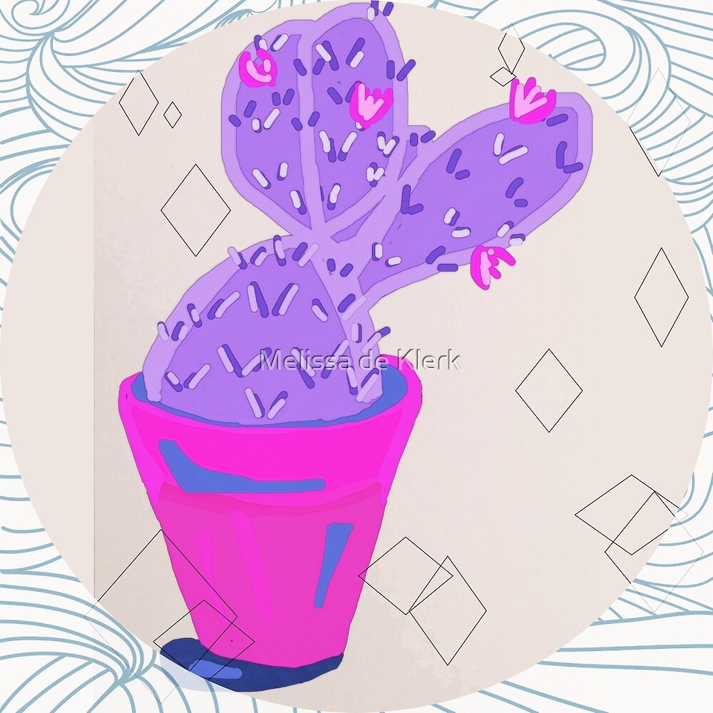 Potted Plant by Melissa de Klerk