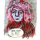 Well, no, actually. Well no. by Melodie Vachon Boucher
