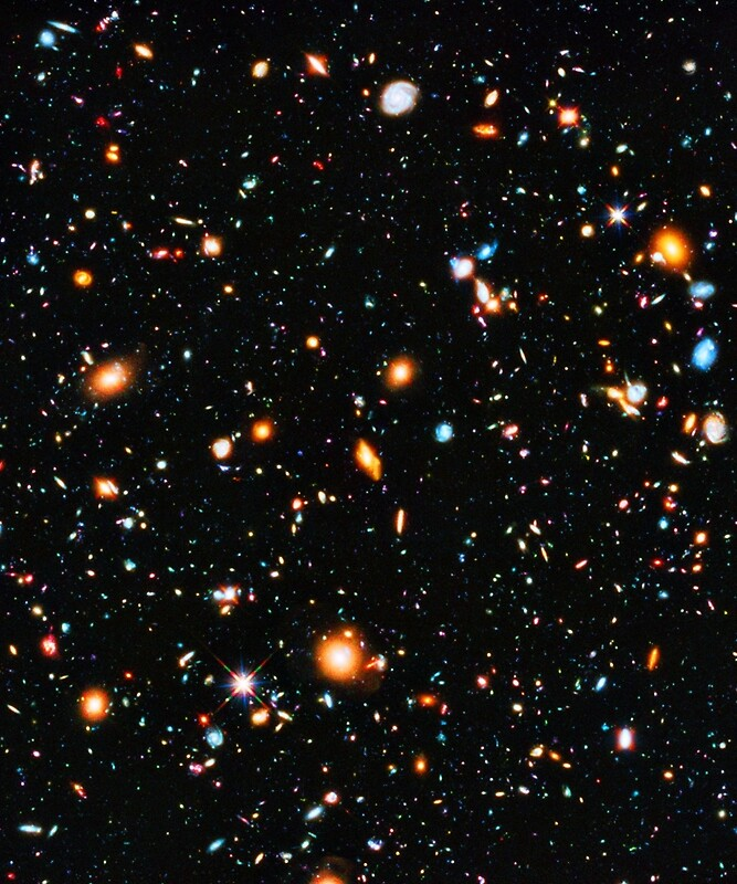 high resolution hubble ultra deep field large - photo #18
