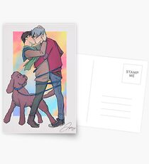 Tangled up in You Postcards