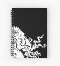 Cuaderno de espiral b & w cthulhu