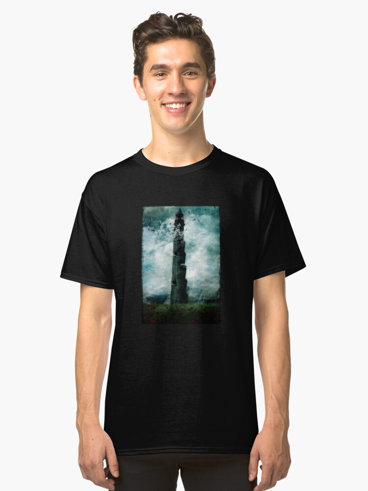The Dark Tower Classic T-Shirt Front