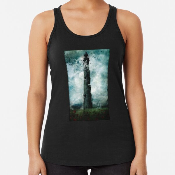 The Dark Tower Racerback Tank Top