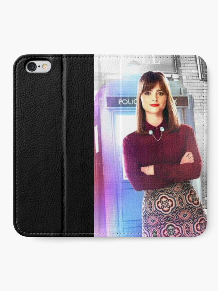 Alternate view of Carer iPhone Wallet