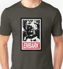 Embark, Pilot T-Shirt