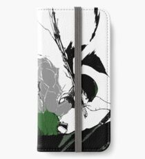 Zoro ink art iPhone Wallet/Case/Skin