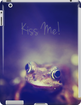 Kiss Me by Sybille Sterk