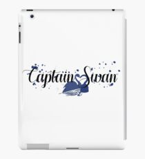 CaptainSwan OUAT iPad Case/Skin
