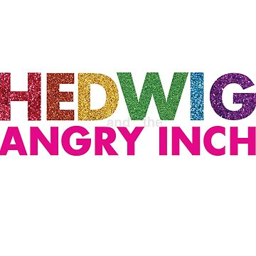 Hedwig and the Angry Inch Pride - glitter by mcompton