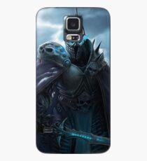 Der Lichkönig in Nordend Hülle & Klebefolie für Samsung Galaxy