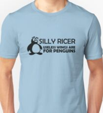 Silly Ricer (3) Unisex T-Shirt