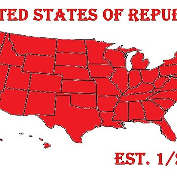The United States Of Republicans by stardustmegu