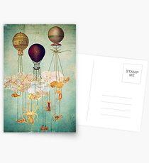 Hoch oben im Himmel Postkarten